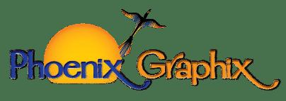 Phoenix Graphix Publishing Service Logo